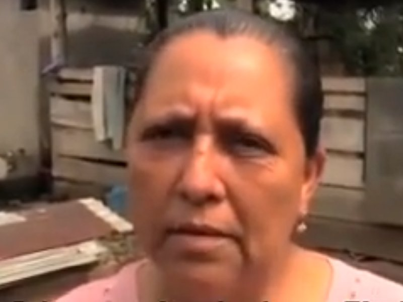 Maria Reascos: Victim of Chevron Contamination Being Sued by the Oil Giant